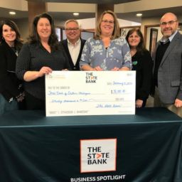 The State Bank Partnership Has Resulted in More than 1.5 Million Meals!