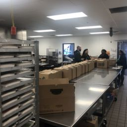 Food Bank of Eastern Michigan distributing food boxes at early childhood sites March 19-20